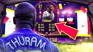 WHAT IS THIS CARD?! 87 MARKSMAN THURAM PLAYER REVIEW! FIFA 20 Ultimate Team