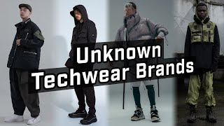 The Best Techwear Brands You Haven't Heard Of 🤐 Ep. 7