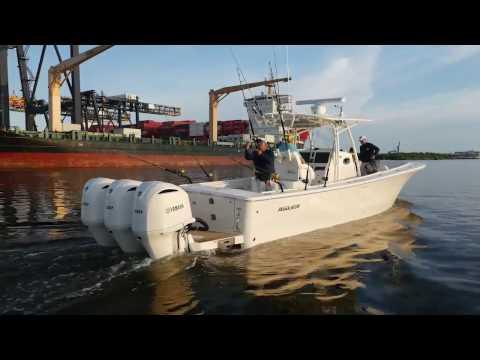 Florida Sportsman Best Boat - Sea Born LX24, World Cat 320, Regulator 34