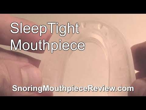 SleepTight Mouthpiece Review: Important Details + Actual Results