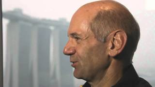 Adrian Newey interview