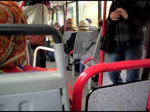 Kauno autobusai marsrutas Nr. 10 Partizanu g. - 2-oji Ligonine 2 dalis