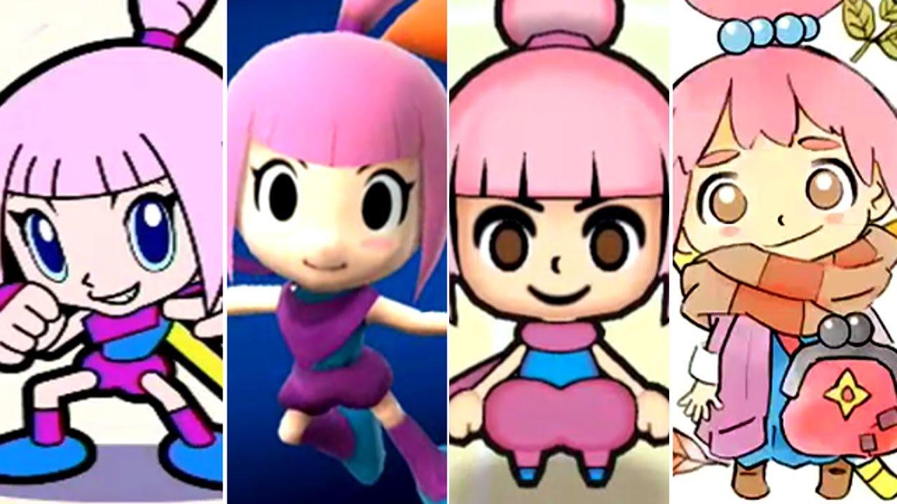 Evolution of Kat & Ana in Nintendo Games (2003-2021)
