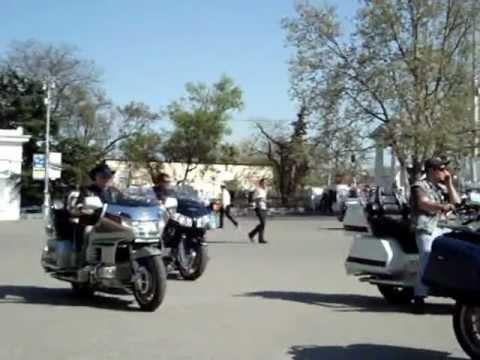Open season GWCUA 2012 Sevastopol