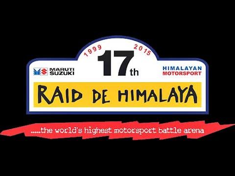 Raid De Himalaya - 2015