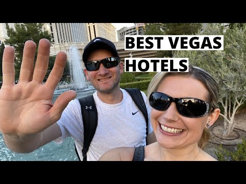 5 Best Hotels In Las Vegas