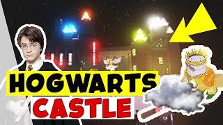 HOGWARTS CASTLE TOUR! Wir spielten Quidditch! Nr. 🏰 🧙 Adopt Me (Roblox)