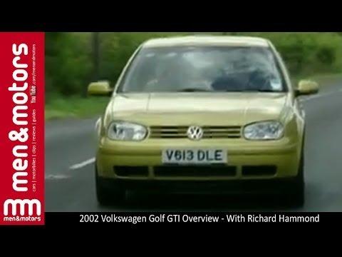 2002 Volkswagen Golf GTI Review - With Richard Hammond