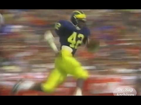 1989 Maryland   Wisconsin Tony Boles TDs - YouTube 1c11129bc