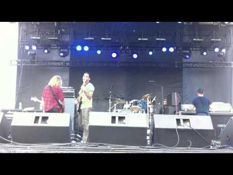 Letlive (Live) Orion Festival Atlantic City 06/23/12 FULL SET