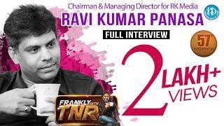 Sr.PRO Ravi Panasa Exclusive Interview with TNR