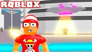 I CREATED ALIENS and ABDUCTED HUMANS at ROBLOX 🛸 → Abduction Inc 🎮