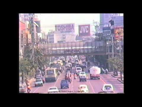 1989 Thailand   Bangkok, First Hotel, Tuk...