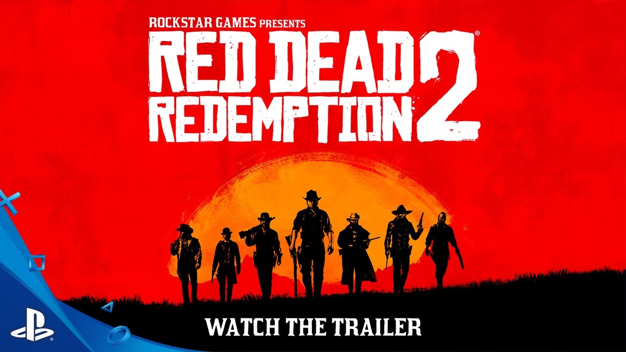 Red Dead Redemption 2 - Official Trailer