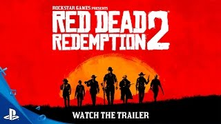 Red Dead Redemption 2 Trailer | PS4