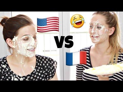 {Quiz} Culture Générale: L'Américaine VS La Française