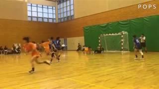【ハンドボール】45のスカイプレー 桐蔭横浜大