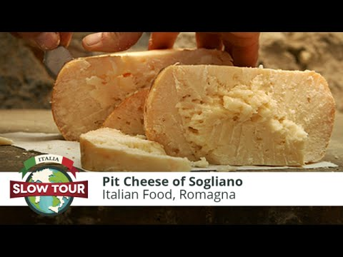 Italian Food: The cheese of the pit | Italia Slow Tour