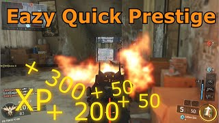 Quick Easy Xp /Prestige - Black Ops 3
