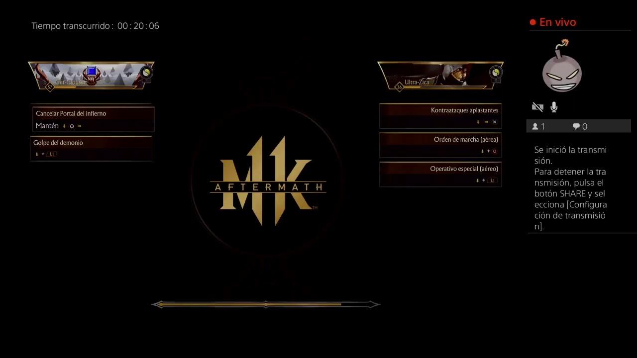 Noche KL MK 11