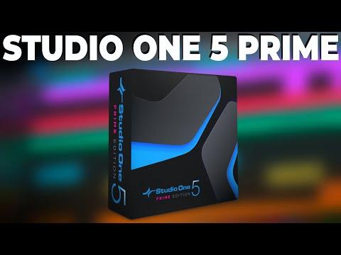 Studio One 5 Prime, Le Meilleur Logiciel Musique Gratuit Pour Debuter En Mao - DevenirBeatmaker.com
