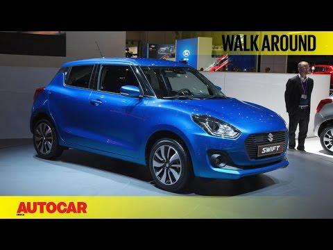 New Suzuki Swift | Walk Around | Autocar India