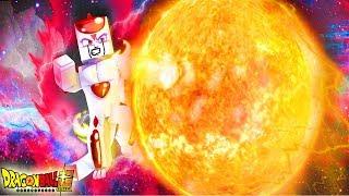 Minecraft Dragon Ball Super - O FREEZA VERMELHO FOI DESTRUIR O PLANETA TERRA  | EPISODIO 03