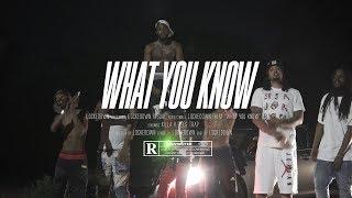 Killa K X Teeg Trap - What You Know