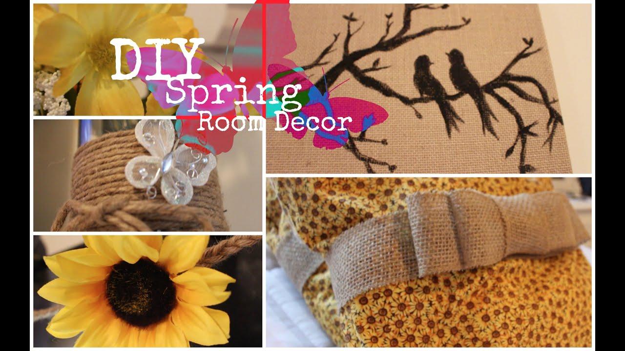 Diy Spring Rustic Room Decor
