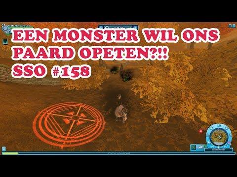 Star Stable Online - Een monster wil ons paard opeten?!!| SSO Let's Play #158