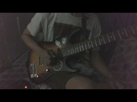 Can't let you go - Cueshe (guitar solo)