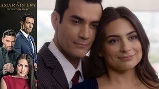 Por Amar Sin Ley 2 - Capítulo 22: ¡Ricardo y Alejandra van a vivir juntos! - Televisa