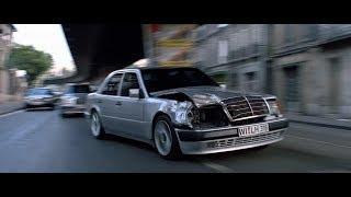 """ლეგენდარული მერსედესი თბილისი დრაივში W124 E500 - ვნახოთ რა შეუძლია დღეს """"ბებერ მგელს"""" ? 1994 წ."""