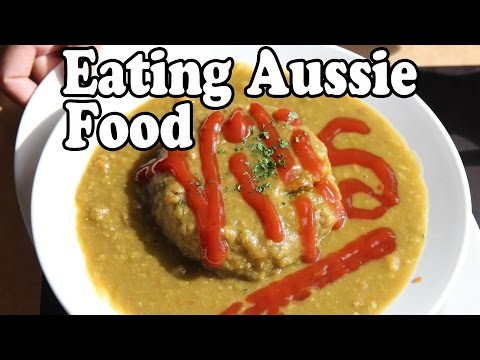 Thailand to Australia Travel Vlog 6. Eating Aussie Food