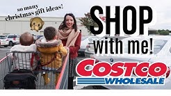 COME SHOP WITH ME IN COSTCO! CHRISTMAS GIFT IDEAS 2019