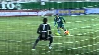 Coritiba 2 x 2 Goiás - Campeonato Brasileiro 2013