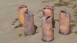 Manufacture of cowbells