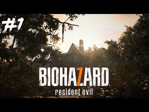 RESIDENT EVIL 7: BIOHAZARD. ЖУТКОЕ МЕСТЕЧКО