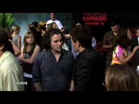 James Franco, Kevin Corrigan  'Pineapple Express' Premiere 2008