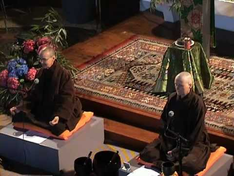Pleine conscience et méditation, par la Soeur Dao Nghiem (Village des Pruniers)