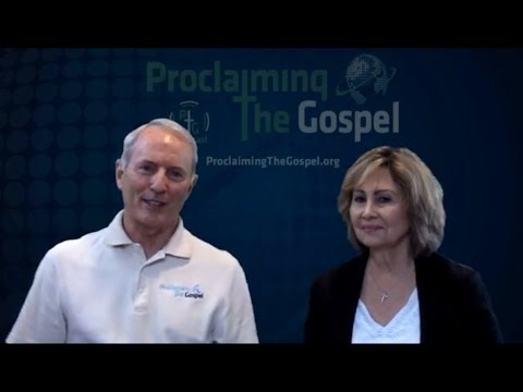 Broken Vessels Used for God's Glory - Proclaiming the Gospel Broadcast