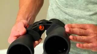 Celestron SkyMaster 25x70mm Center Focus Binoculars - Product Review Video