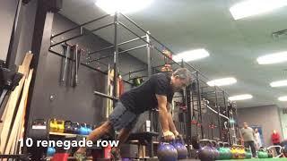 Advanced Kettlebell Workouts   2 Minute Kettlebell Complex