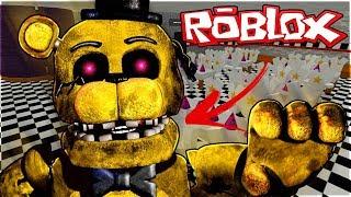 GOLDEN FREDDY VE VÝTAHU!!! - The Scary Elevator v Robloxu! w/ Rider