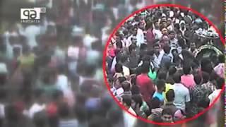 পয়লা বৈশাখের দিন টিএসসি তে কি ঘটেছিলো ( sexual assaults at TSC, Dhaka University CC TV Video)