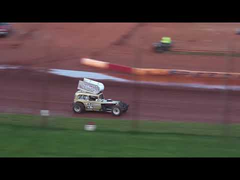 Old Car Hot Laps at Dixie Speedway!