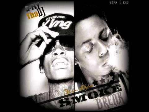 Wiz Khalifa Ft Lil Wayne Say Yeah  Remix