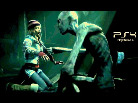 PS4 UNTIL DAWN GAMEPLAY SUPER SCARY EVIL DEMONS HORROR ON THE PlayStation 4