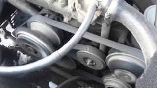 Mersedes W124 E200 M111 стук от двигателя