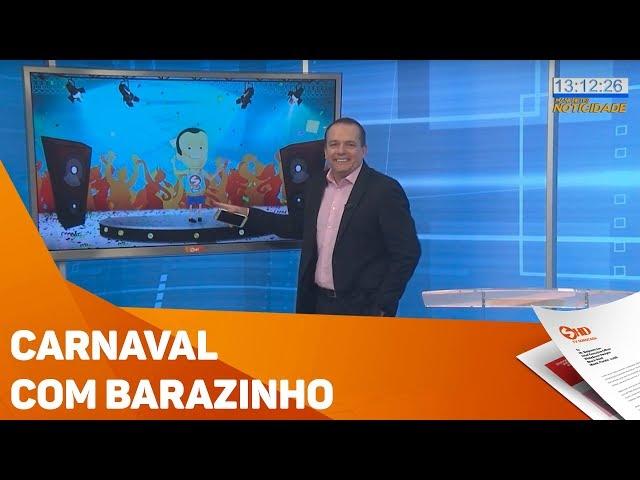 Carnaval com o Barazinho - TV SOROCABA/SBT